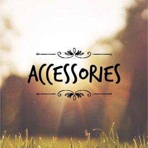Accessories - The fun items!